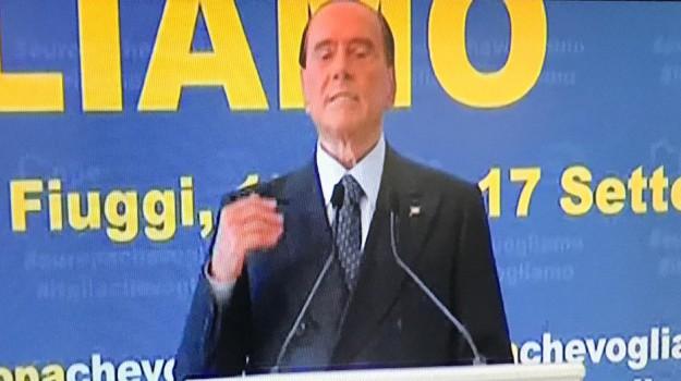 regionali sicilia 2017, Silvio Berlusconi, Sicilia, Politica
