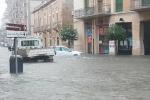 Siracusa sott'acqua, le immagini del violento temporale - Foto
