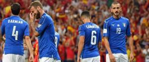 In Spagna, disfatta Italia: per i Mondiali serviranno gli spareggi