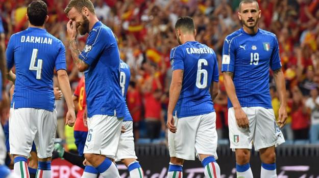 qualificazioni mondiali, spagna italia, Sicilia, Sport
