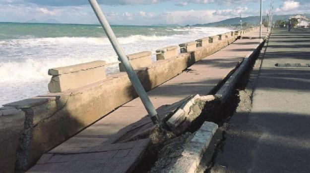 spiaggia Sant'Agata di Militello, Messina, Cronaca
