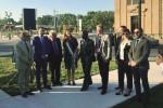 Inaugurata una statua di Sciascia in Canada