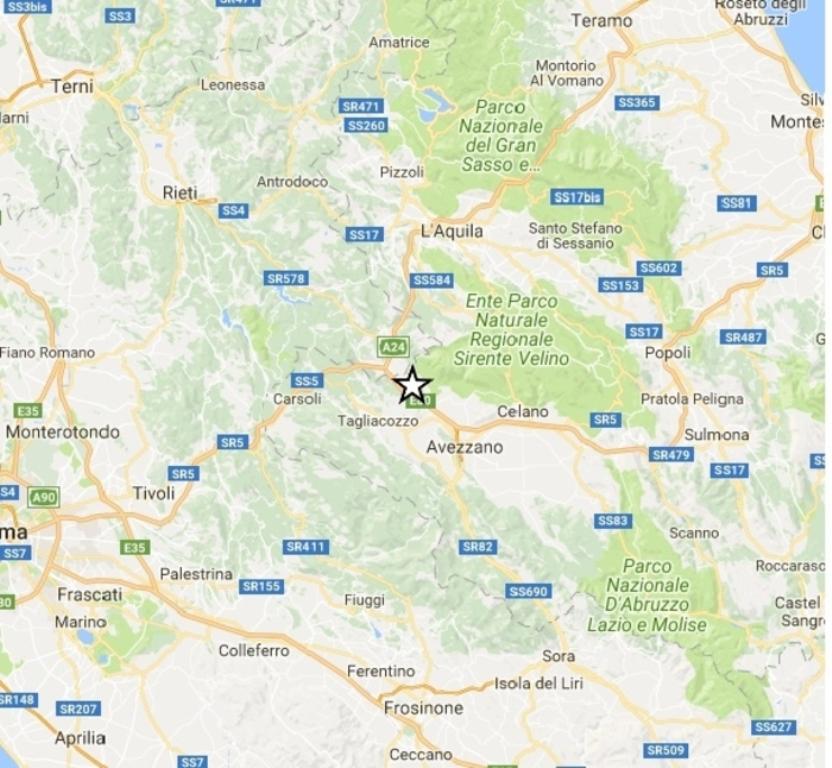 Il Centro Italia trema ancora
