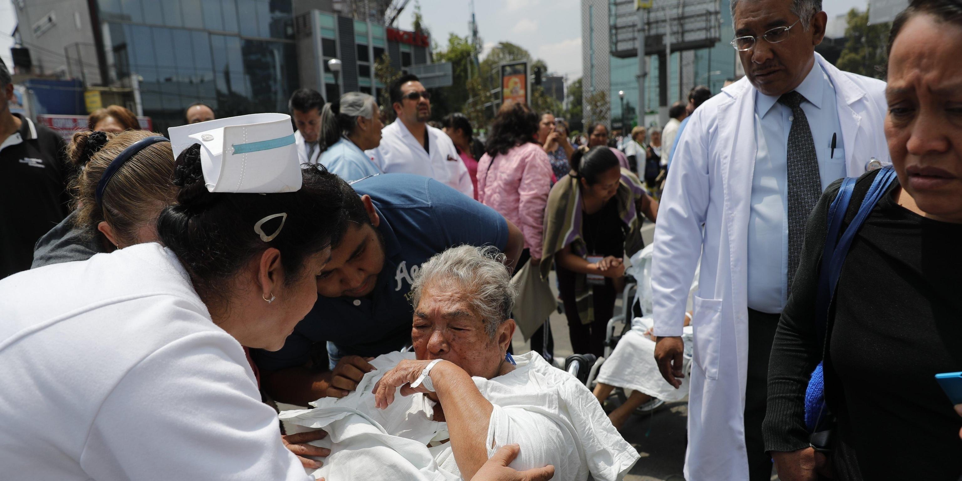 Messico: circa 50 le vittime del sisma