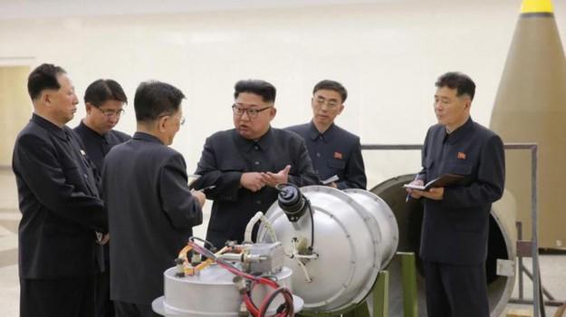 test nucleare corea del nord, Sicilia, Mondo