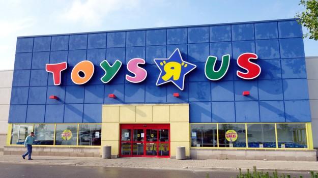 chiusura Toys R' Us, mattel, negozio giocattoli, vendite online, Sicilia, Economia