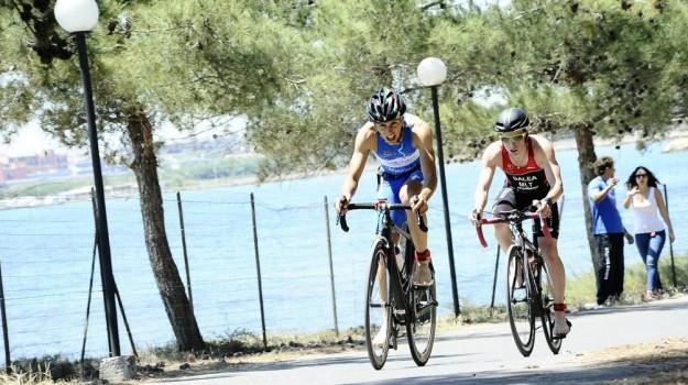 Sicily Triathlon Series ad Augusta, Siracusa, Sport