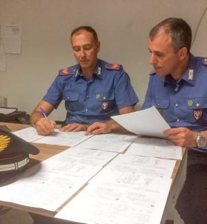 """""""Furbetti"""" della caccia, 35 denunciati per truffa: presentavano falsi versamenti"""
