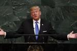 """Trump all'Onu: """"Se la Corea del Nord attacca l'unica scelta è distruggerla"""""""