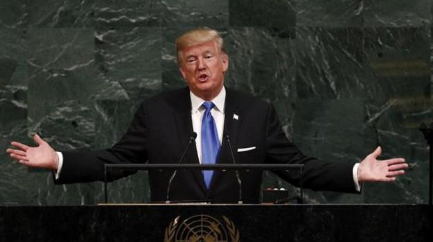 Usa-Corea del Nord, Donald Trump, Sicilia, Mondo
