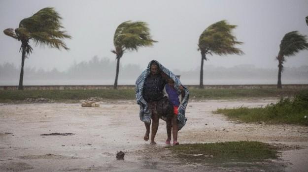 uragano irma, Sicilia, Mondo