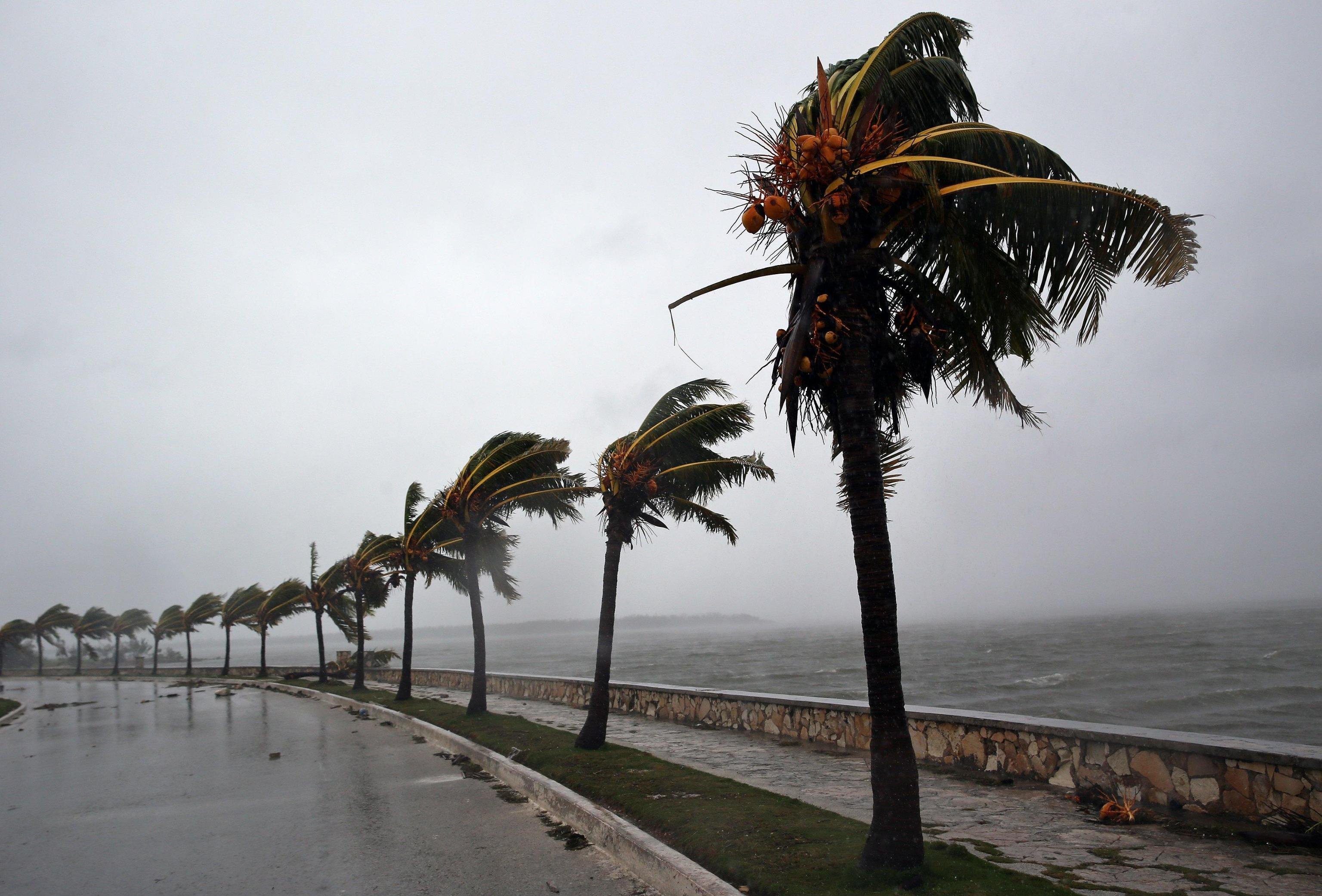L'uragano Irma è spaventoso Trump: