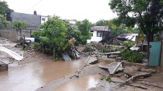 uragano norma messico, Sicilia, Mondo