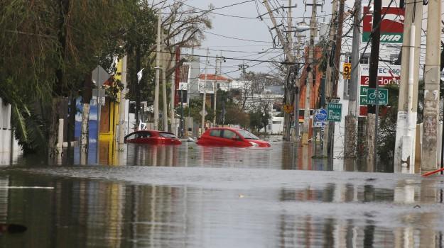 porto rico diga, uragano maria, Sicilia, Mondo