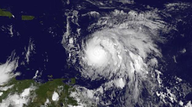 uragano caraibi, uragano maria, Sicilia, Mondo