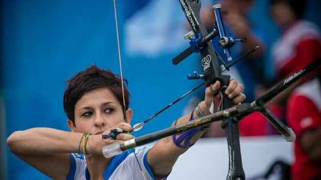 Atleta trapanese sul podio alle Paralimpiadi di tiro con l'arco - Foto