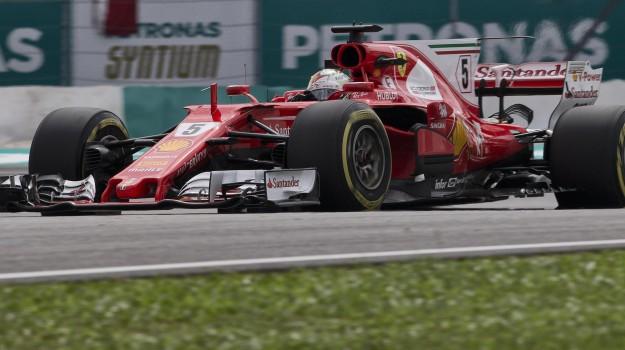 gp malesia, Kimi Raikkonen, Sebastian Vettel, Sicilia, Sport