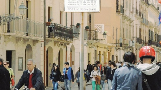 caltanissetta, isola pedonale, ztl, Caltanissetta, Cronaca