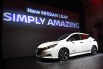 Nuova Nissan Leaf, più autonomia e ricarica bidirezionale