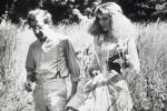 Woody Allen e Mia Farrow nel film