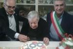 Nonna Giovanna a Giarratana spegne cento candeline