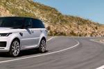 Range Rover Sport, debutta versione ibrida plug-in
