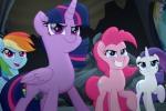 Dalla serie tv al film, arriva My Little Pony, trailer in esclusiva