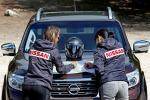 Nissan, Navara ai nastri di partenza per il Rebelle Rally