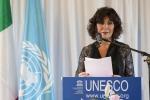 Francesca Merloni ambasciatrice Unesco