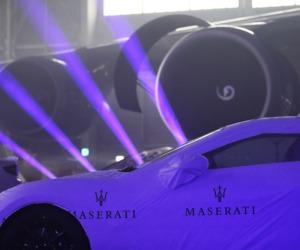 A Narita è arrivato dall'Italia un Jumbo carico di Maserati