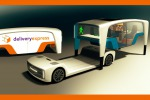 Rinspeed Snap, lounge o furgone sulla stessa base autonoma