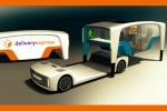 Rinspeed, lounge o furgone intercambiabili su unica base autonoma