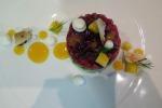 Con cucina molecolare tonno e fasolari 'ready to eat'