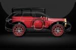 Mitsubishi celebra 100 anni modernizzando una Model A 1917