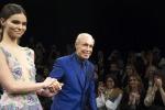 Moda: finale Miss Universe Italy in abiti Renato Balestra