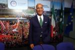 il presidente dell'Automobile Club d'Italia (Aci), Angelo Sticchi Damiani