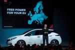 Nissan punta su elettrico con colonnine e ricarica veloce
