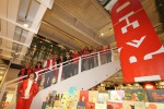 Apre a Roma RED-Read Eat Dream tra 17mila libri