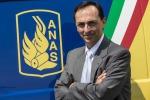 Anas:Armani,già in 2018 connessione veicolo-strada su 100 km