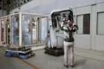 Si lavora agli esoscheletri per il lavoro in fabbrica (fonte: ESO-COMAU)
