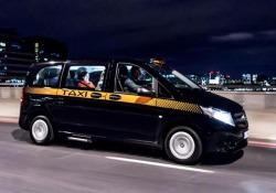 A Londra Mercedes Vito fa concorrenza a taxi tradizionali