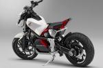 Honda presenta a Tokyo la moto che a bassa velocità non cade