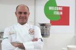Lo chef Enzo Oliveri