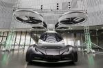 In mostra Pop.Up, l'auto volante a metà tra drone e vettura