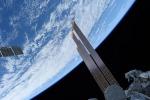Al lavoro nello spazio