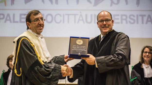 contea di modica, grimaldi di monaco, Università degli studi di Palermo, Alberto di Monaco, Sicilia, Società