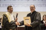 """Laurea honoris causa in """"Ecologia marina"""" ad Alberto di Monaco: le foto della cerimonia a Palermo"""