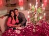 Alessia Macari, la ciociara della tv si sposa: la proposta da favola fra candele e petali di rose