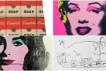 Andy Warhol a Palermo: in mostra anche i disegni per sua madre - Foto