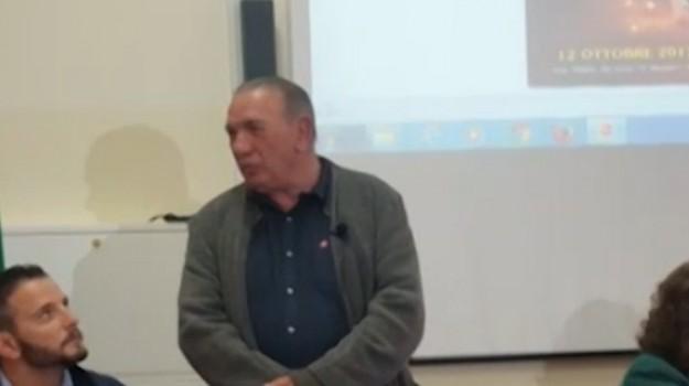"""Fiumara d'Arte, Antonio Presti agli studenti: """"Privilegiate cultura e bellezza"""""""